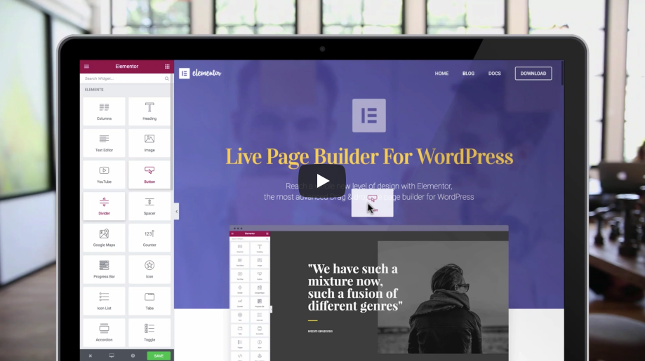 Elementor Pro: WordPress Page Builder Video